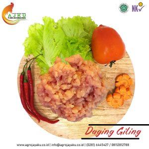 daging giling Agro Jaya Karkas Unggul