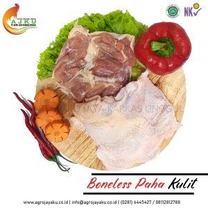 Boneless Paha Kulit Agro Jaya Karkas Unggul